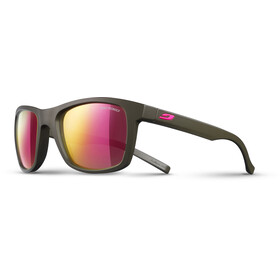 Julbo Beach Spectron 3CF Zonnebril Heren, matt army/multilayer rosa